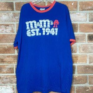 M&M's Vintage Retro Shirt